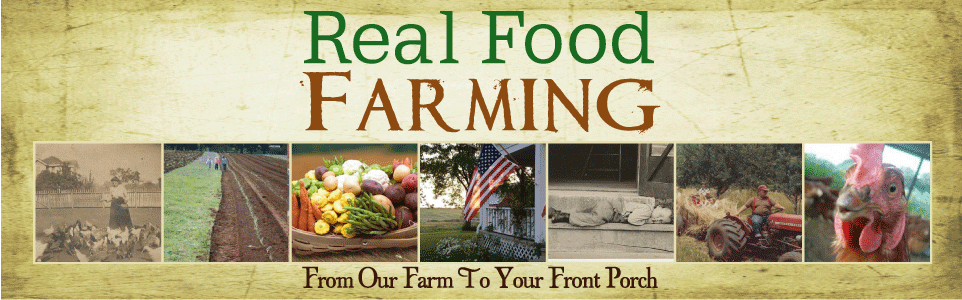 Real Food Farming